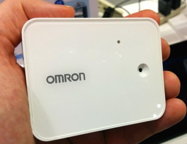 Omron desarrolla los ojos del Internet de las cosas