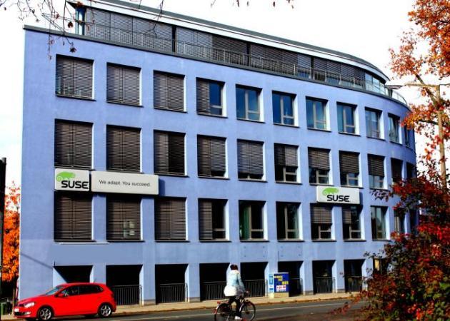 SUSE Headquarter Nuremberg_