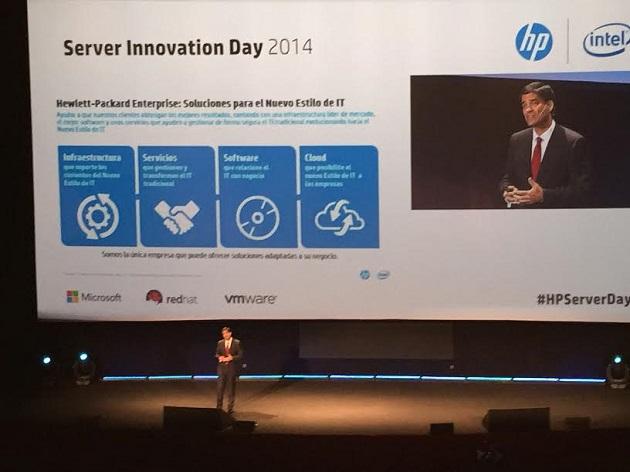 Server Innovation Day 2014