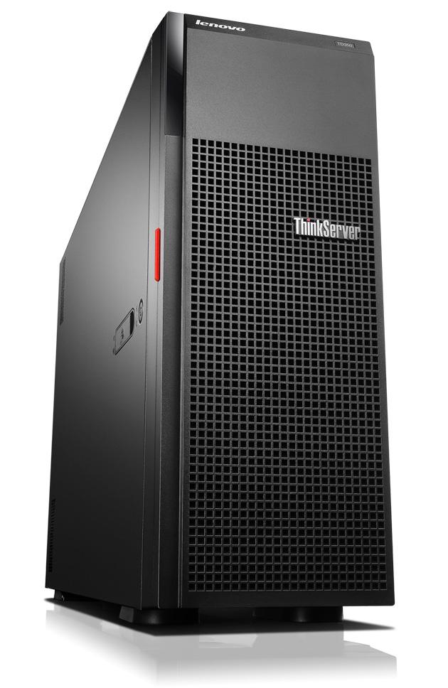 Lenovo renueva su oferta de servidores empresariales con tres nuevos ThinkServer