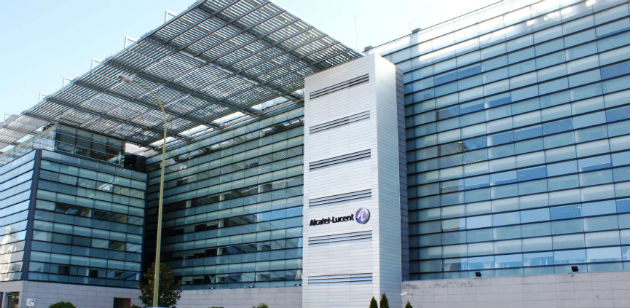 alcatel lucent edificio