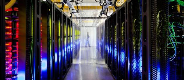 Los centros de datos de Google, al detalle