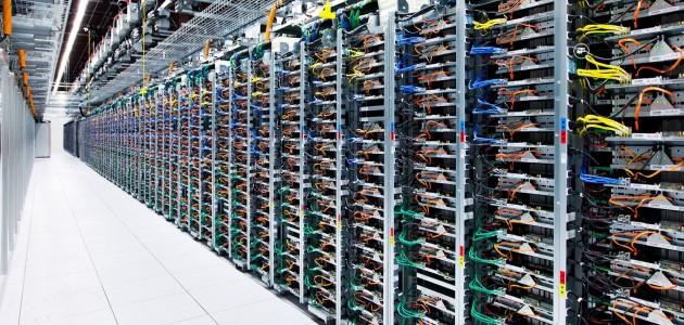 centro de datos google cables