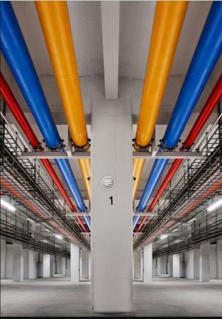 centro de datos google hamina
