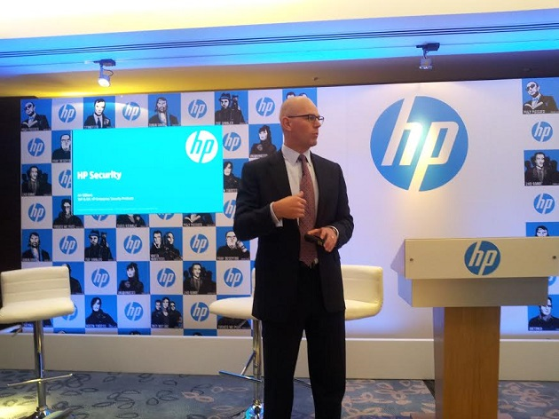 HP analiza la ciberseguridad en un evento en Londres