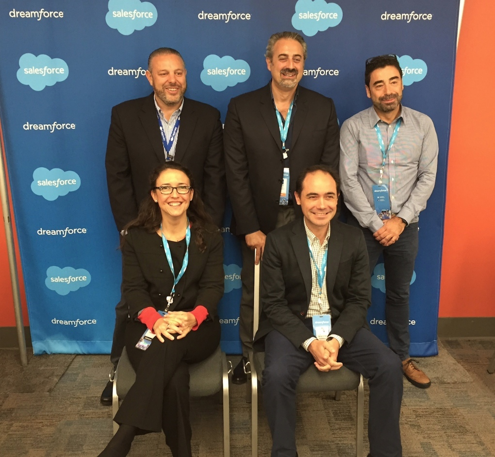 Los partners de Salesforce, protagonistas de Dreamforce 2014