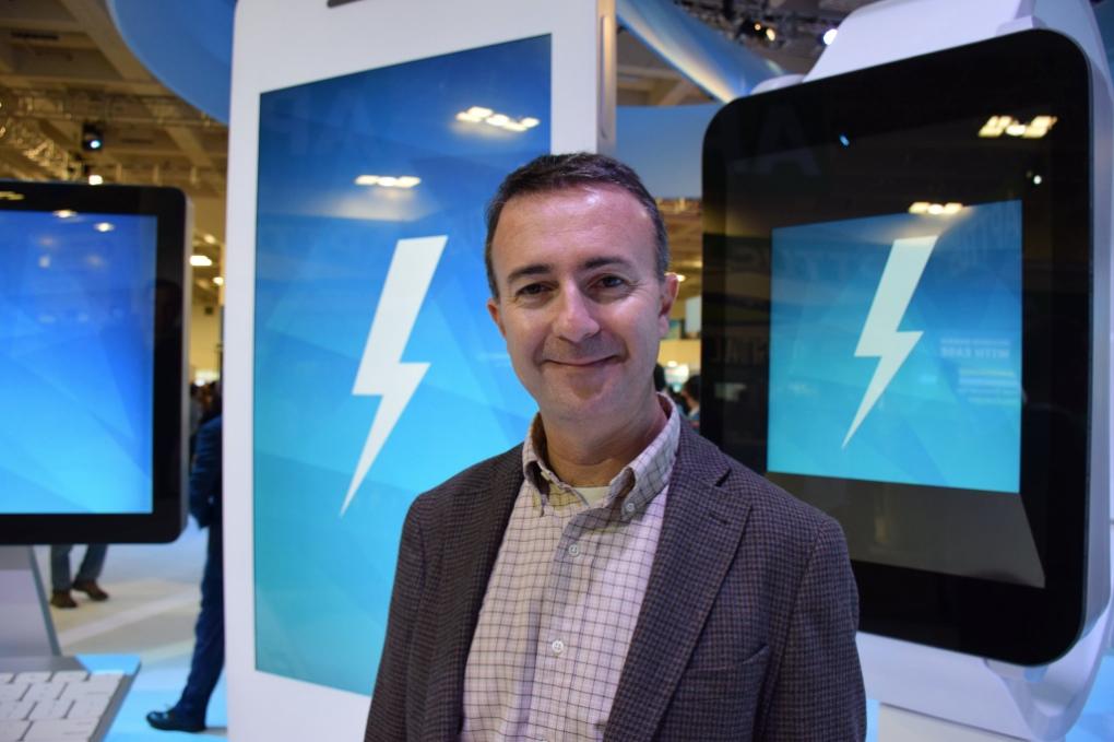 """Enrique Polo, de Salesforce: """"Toda nuestra innovación la orientamos al cliente"""""""