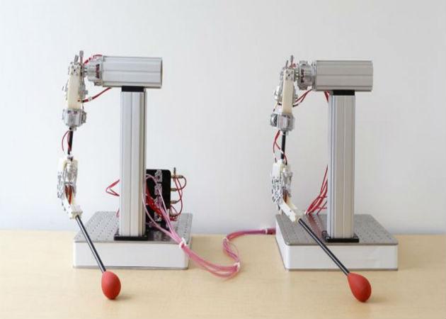 Disney trabaja en robots que se muevan de forma natural