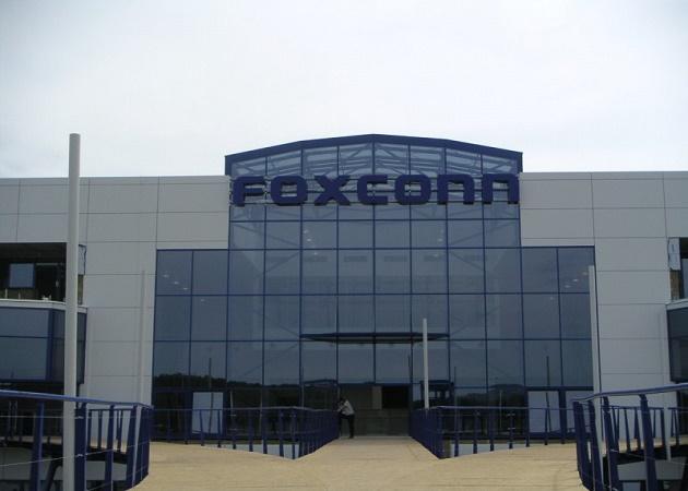 Foxconn invertirá 5.700 millones de dólares en una fábrica de pantallas