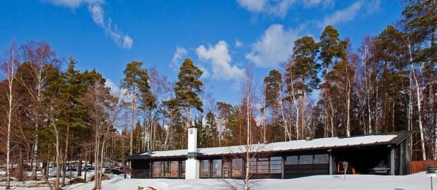 google centro de datos sauna