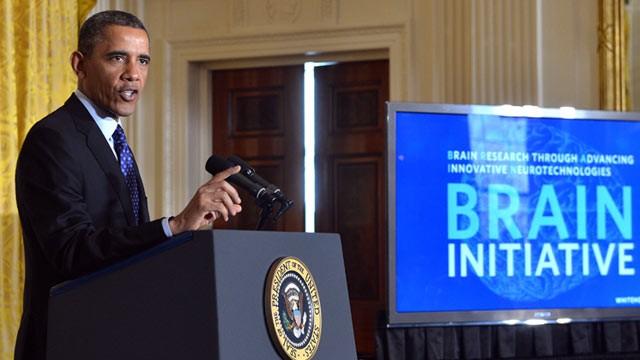 Obama recauda 46 millones de dólares para investigar el cerebro humano