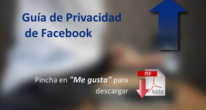 """""""Guía de privacidad de Facebook"""" de Panda Security"""