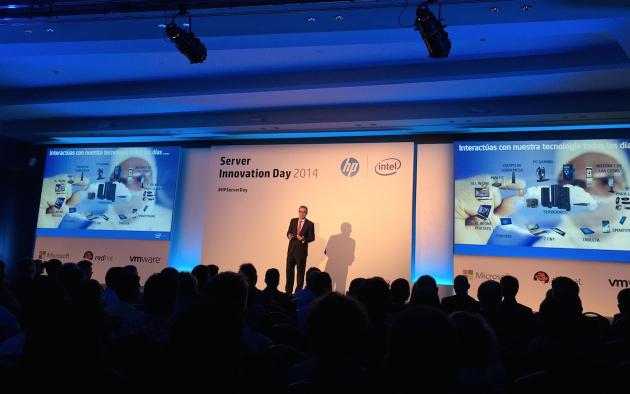 HP e Intel celebran en Barcelona el Server Innovation Day 2014