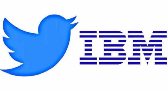 Alianza entre IBM y Twitter en el campo del Big Data