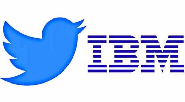 IBM y Twitter
