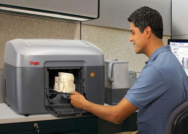 Se espera que el gasto en impresoras 3D sea de 1.600 millones de dólares en 2015