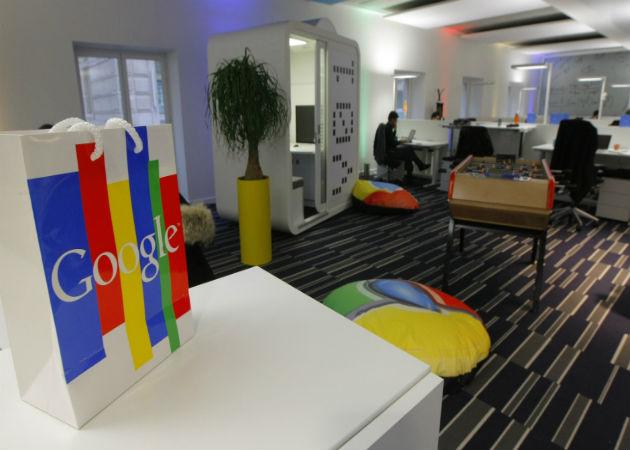 Google recibe al año cerca de tres millones de solicitudes de trabajo