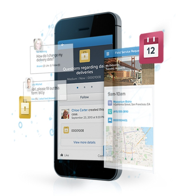 Service Cloud 1de Salesforce transforma la manera de dar servicios a los clientes