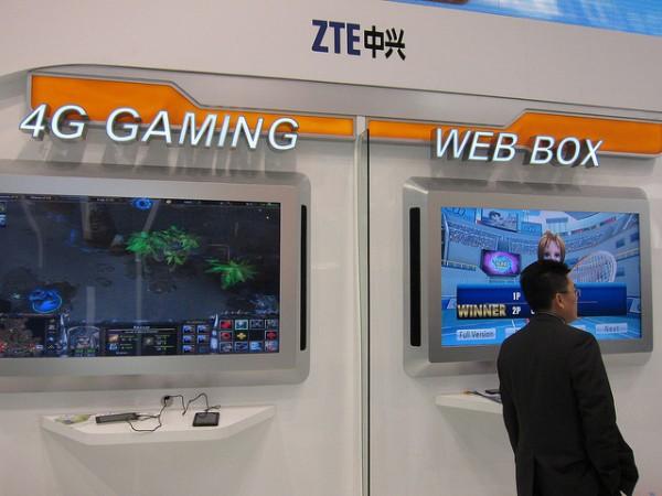 Los beneficios de ZTE en el tercer trimestre aumentan un 191%