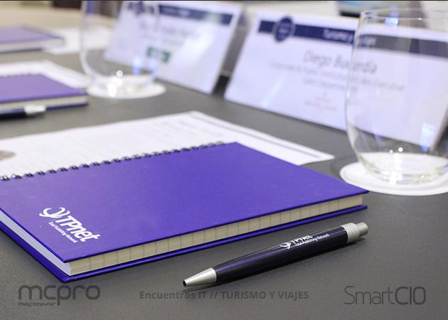 """Encuentros IT 2014: """"El Internet de los clientes en Turismo y Transporte"""""""