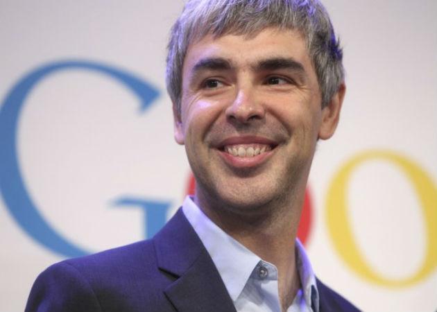 Fortune elige a Larry Page empresario del año