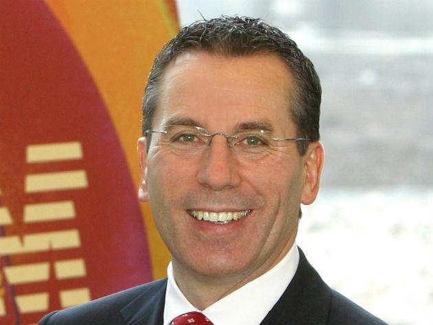 IBM nombra a Martin Jetter director de la división de servicios tecnológicos