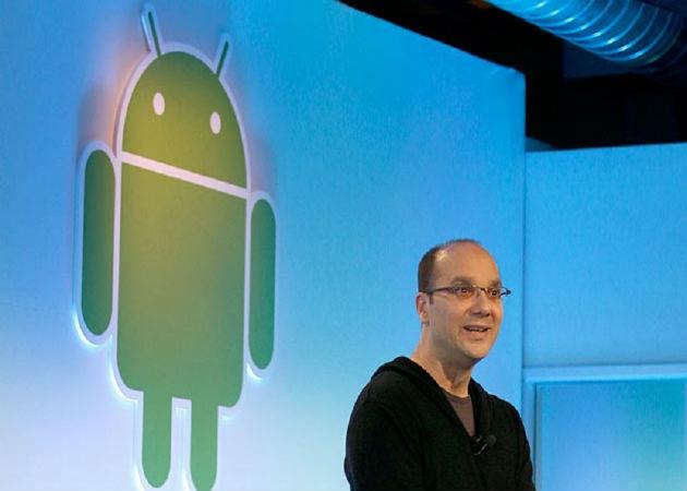 Andy Rubin deja Google