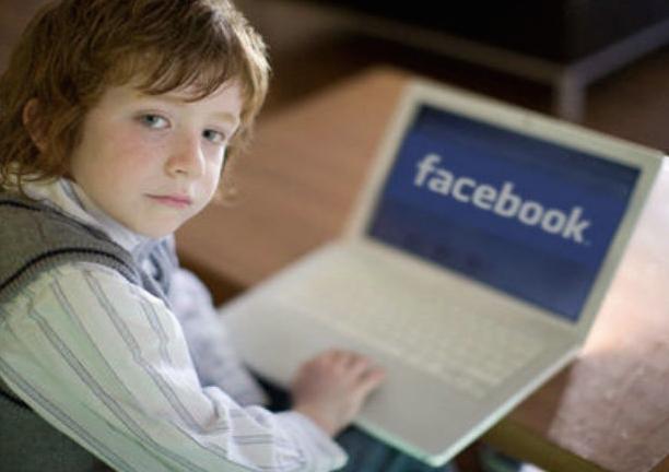 Los niños de Facebook