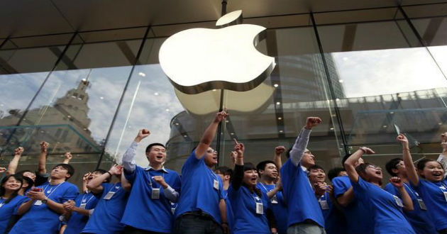 Apple, la marca más poderosa de telefonía en China