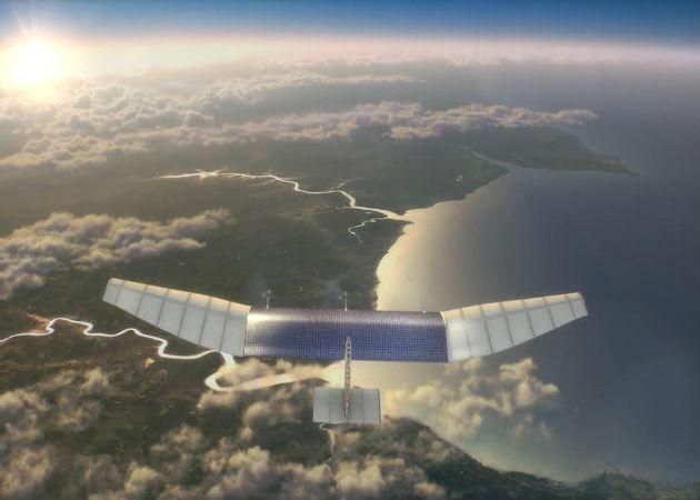Facebook quiere ampliar su equipo de drones