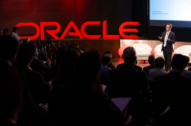 Fernando Rumbero, Iberia Cluster Applications Leader, Oracle