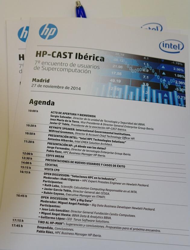 HP-CAST