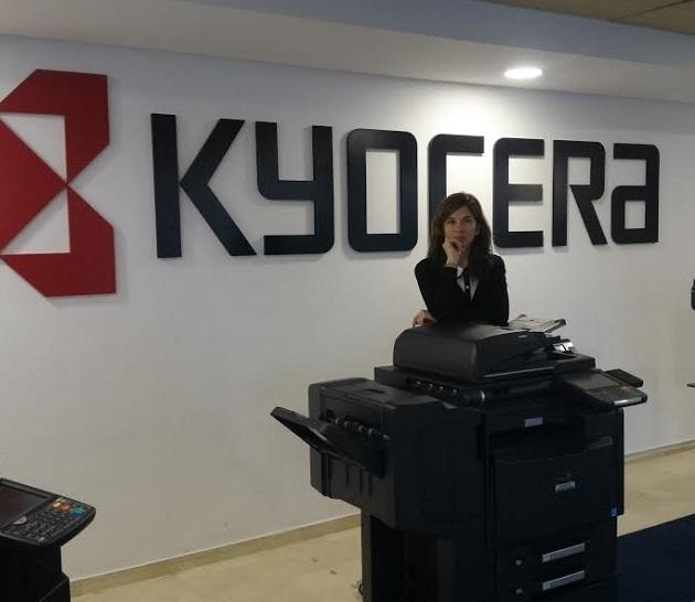 Nuria Bienert, nueva responsable de comunicación de Kyocera España