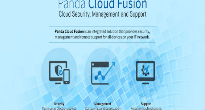 Panda Cloud Fusion: seguridad, soporte y gestión en una única solución