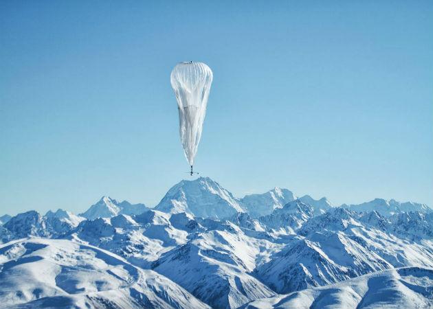 Google pondrá en marcha el primer vuelo de Project Loon en diciembre