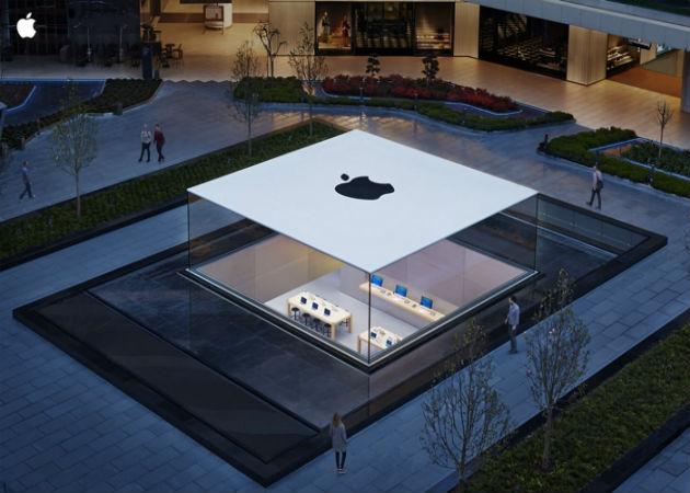 Apple ya vale 700.000 millones de dólares