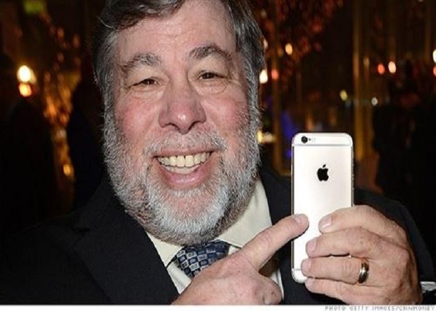 Según Steve Wozniak el iPhone 6 llega tres años tarde
