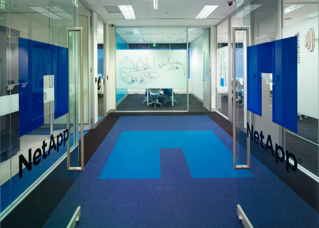 NetApp ingresa 1.540 millones de dólares en su segundo trimestre fiscal