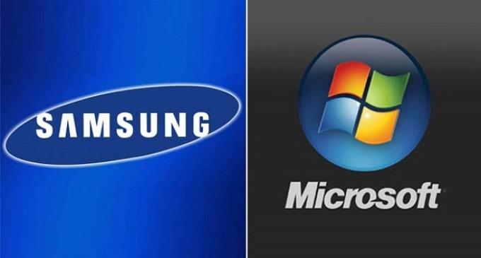 Se complican las relaciones entre Samsung y Microsoft