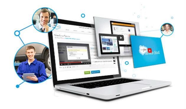 Aprovecha la oportunidad para trabajar con Salesforce