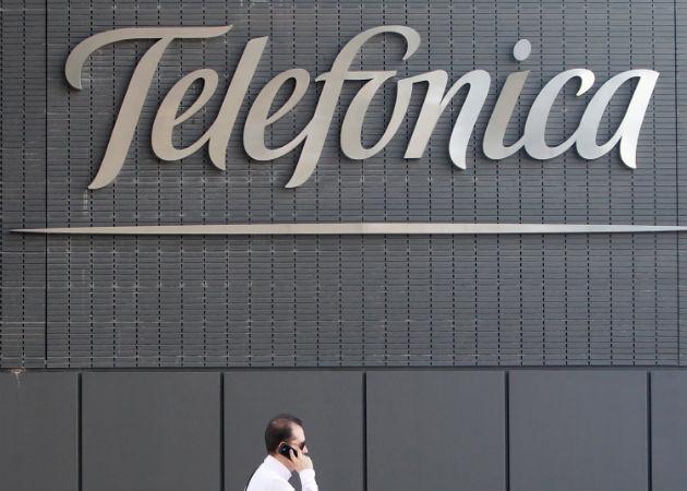 Telefónica gana un 9,4% menos entre enero y septiembre
