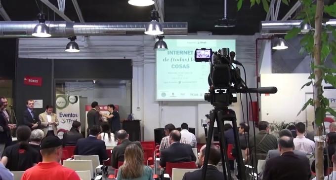 Vídeo resumen de nuestro último evento sobre Internet de (todas) las cosas