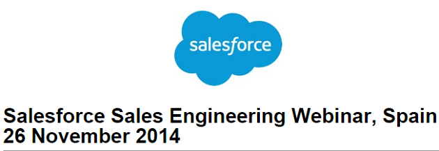 webinar salesforce