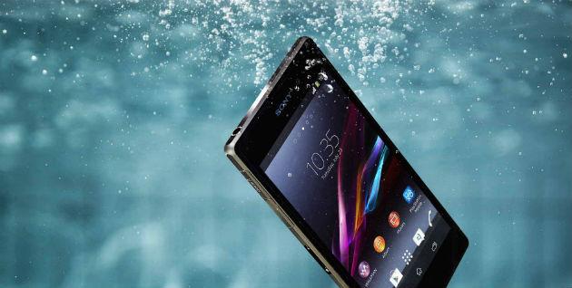 Sony plantea eliminar sus smartphones y televisiones
