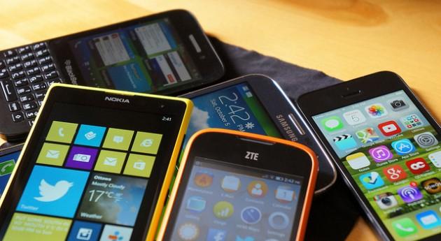 IDC: Los smartphones tienen un crecimiento lento