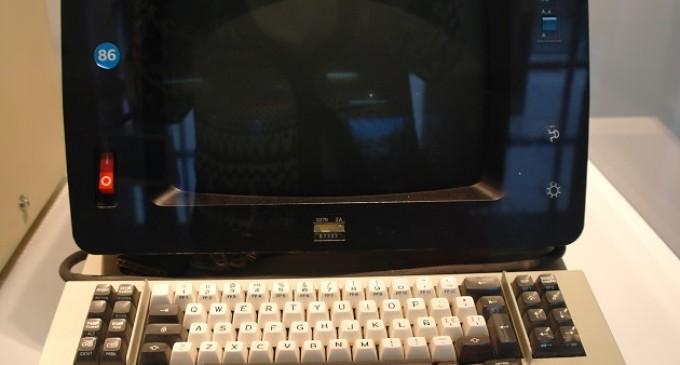 De visita por el museo tecnológico del hardware