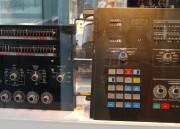 Paneles de control IBM 3705 y 3890