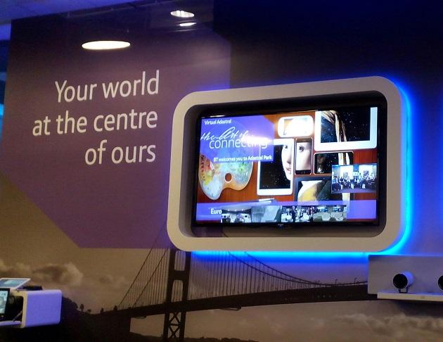 BT inaugura en Madrid uno de sus cuatro centros de innovación para clientes en Europa