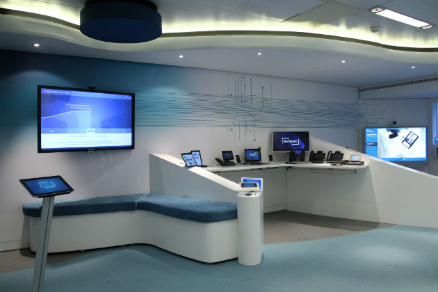 La oficina bancaria del futuro llega de la mano de Telefónica