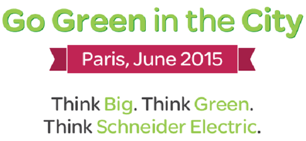 Go Green in the City 2015